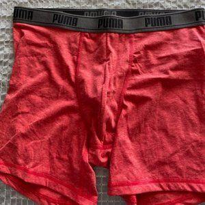 PUMA NEW performance boxers size L